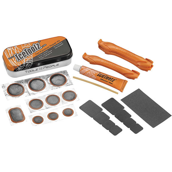 IceToolz Tire puncture repair kit