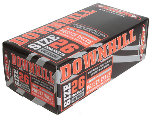 Maxxis Downhill Tube, 26 x 2.5-2.7