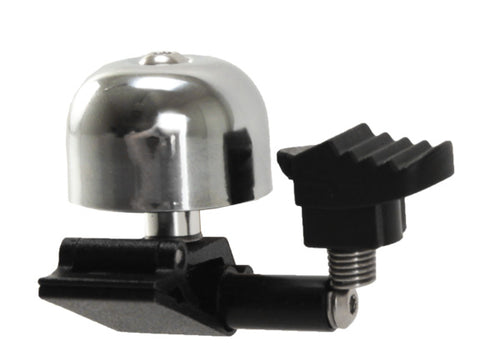 Osaka Roadie Clip Bell, Silver