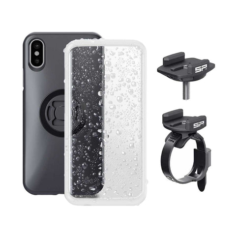 SP Connect Phone Bike Mount Kit, IPhone XS/X - Black