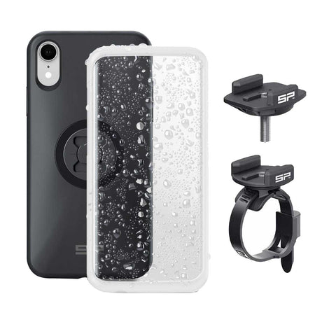 SP Connect Phone Bike Mount Kit, IPhone XR - Black