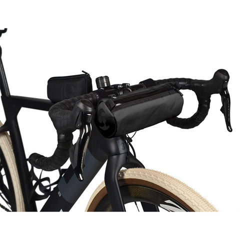Speedsleev Diego Handlebar Bag, Small - Matte Black
