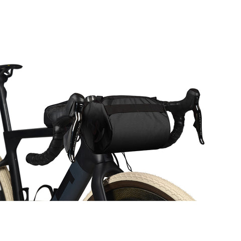 Speedsleev Diego Handlebar Bag, Large - Black