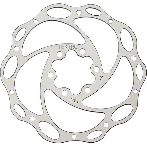 Tektro Superlight disc brake rotor, 140mm