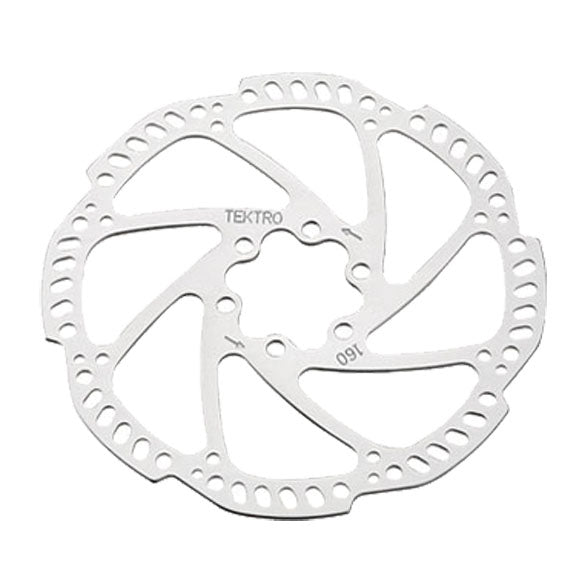 Tektro Polygon disc brake rotor, 160mm