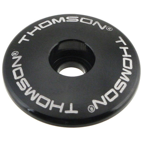 Thomson Aluminum stem cap, 1-1/8