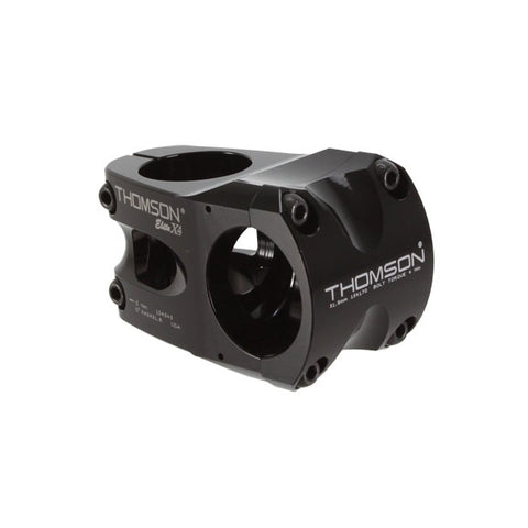 Thomson X4 Mtn stem, (31.8) 0d x 40mm - black