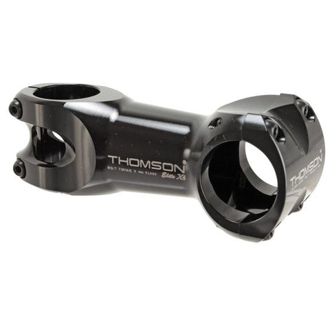 Thomson X4 Mtn stem, (31.8) 10d x 130mm - black