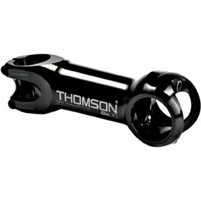 Thomson X2 Road stem, (31.8) 80/100d x 130mm - black