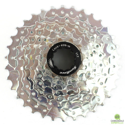 SunRace CSM66 11-34t 8 speed Cassette - Take Off New