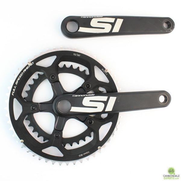 Cannondale Si BB30 Crank w/ FSA Road Mid-Compact 172.5mm - Take Off New