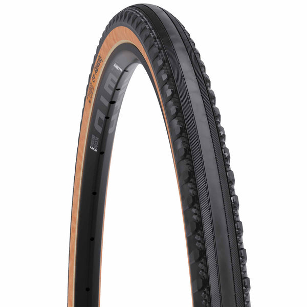 WTB ByWay Road TCS Tire, 700 X 40mm tanwall