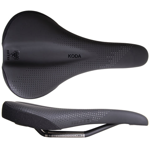 WTB Koda Wide Titanium Black Saddle