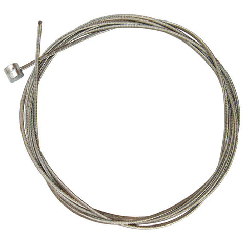 Yokozuna Brake Cable, Mtn-1.6mm Stainless - Each