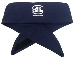 Tie Chilly Optima - Navy Blue