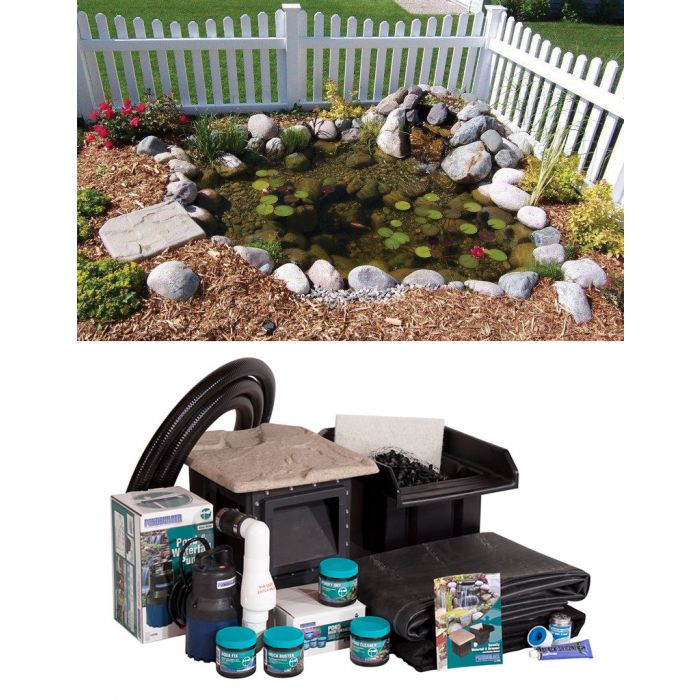 Serenity Complete Pond Kit