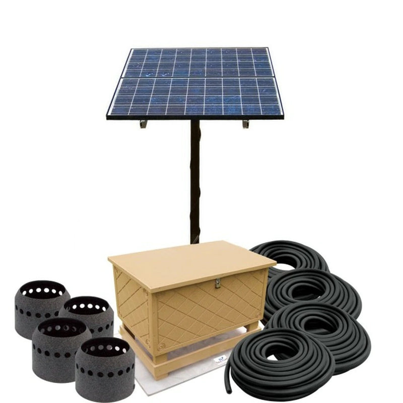 Keeton SB-3B Solaer Aeration System W/ 3 Diffuser And 300 Ft. Of Tubing