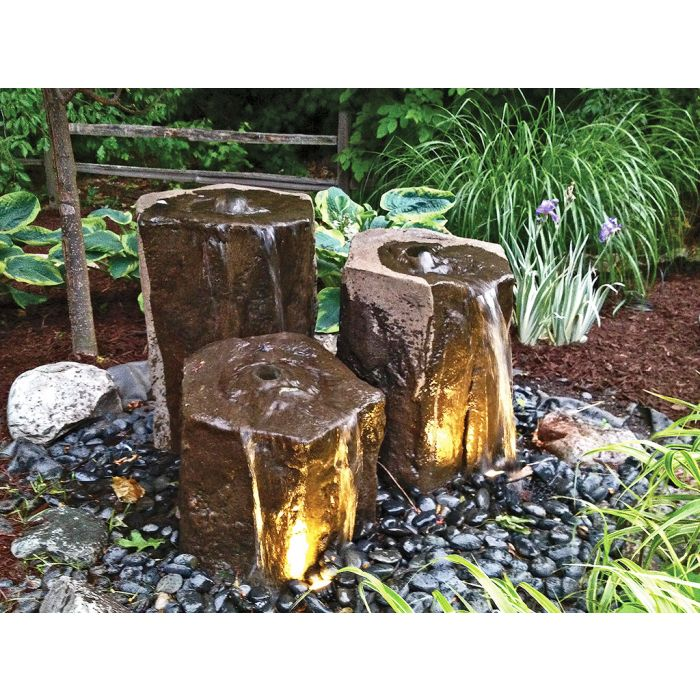 "Medium Column Fountain Kit 28""h"