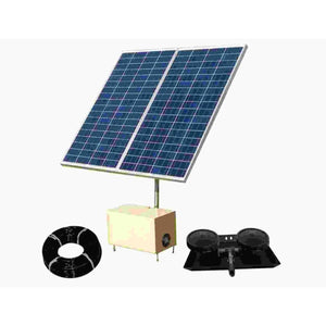OWS AerMaster Direct Drive SOLAR 2 Aeration(1 Diffuser System ponds < 12')