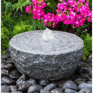 Ringed Circle Fountain