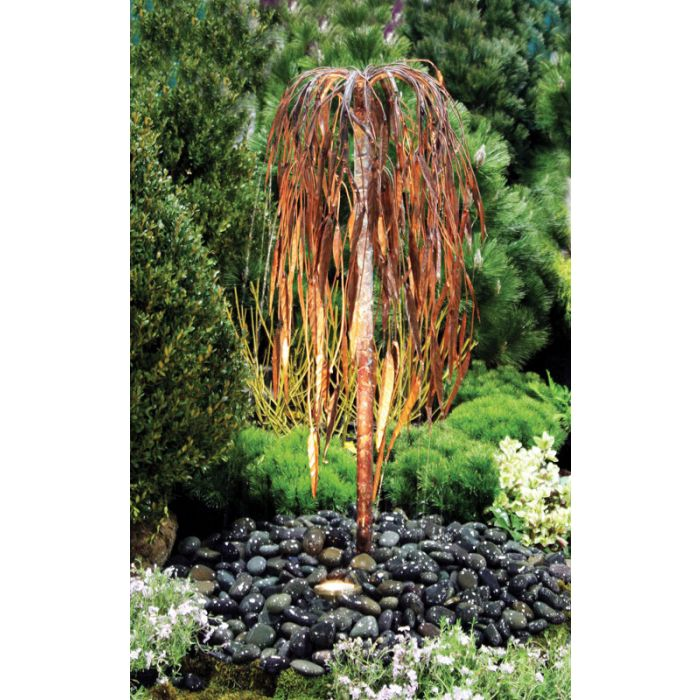 "Weeping Willow Fountain Tree 37""H- Complete Kit"