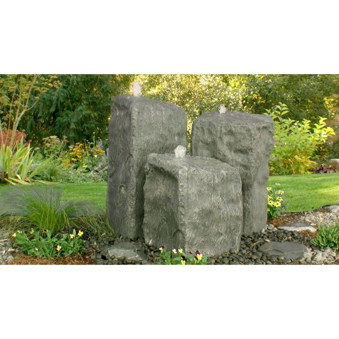 Watershed Triple Complete Fountain Kit