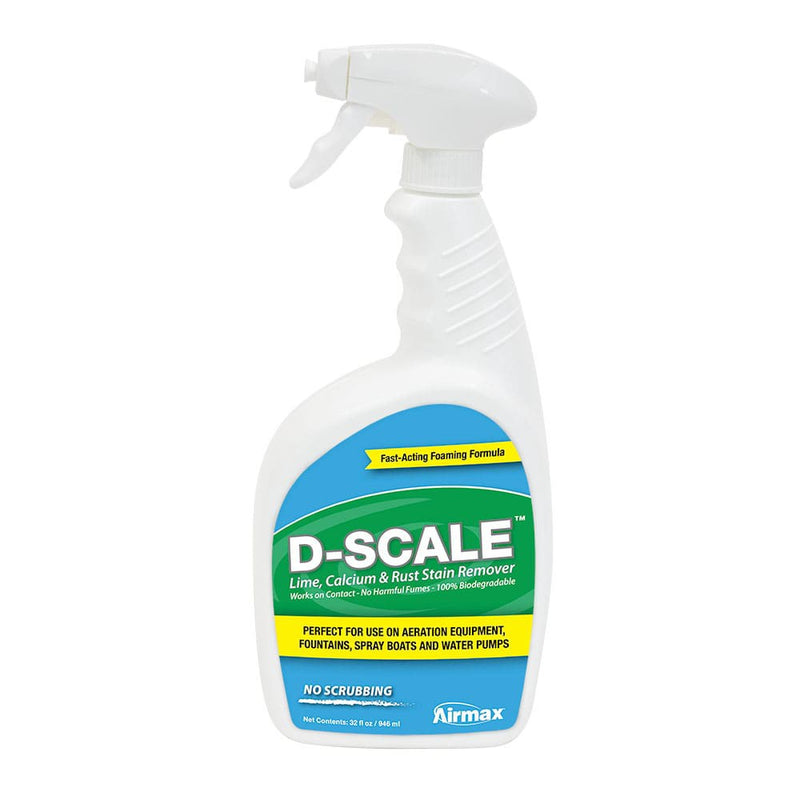 D-Scale Fountain, Boat, and Aquarium Cleaner