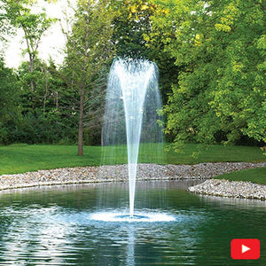 Fountain System - Airmax EcoSeries 1/2 HP