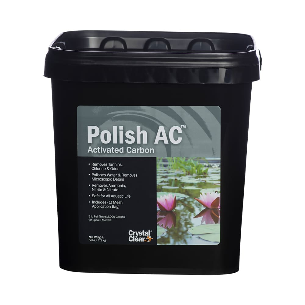 CrystalClear® Polish AC™ Activated Carbon