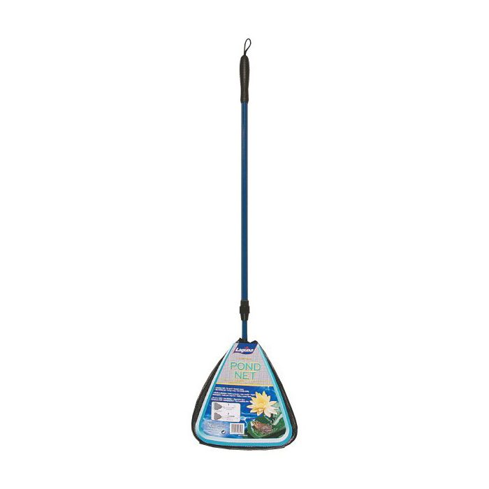Pond Fish Net 14″ x 13″ with Telescopic Handle