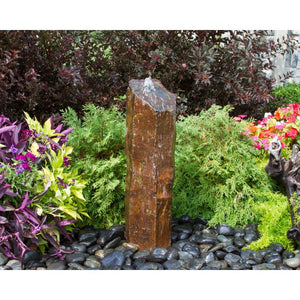 "Large Basalt Fountain Kit; 30""h"