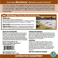 Muck Away (Pond Logic) - PondSupply.CA