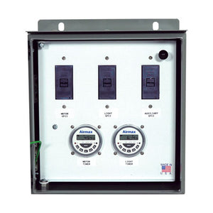 EcoSeries Deluxe Control Panel with Auxillary Power