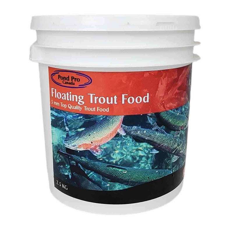 Premium Trout Food - PondSupply.CA
