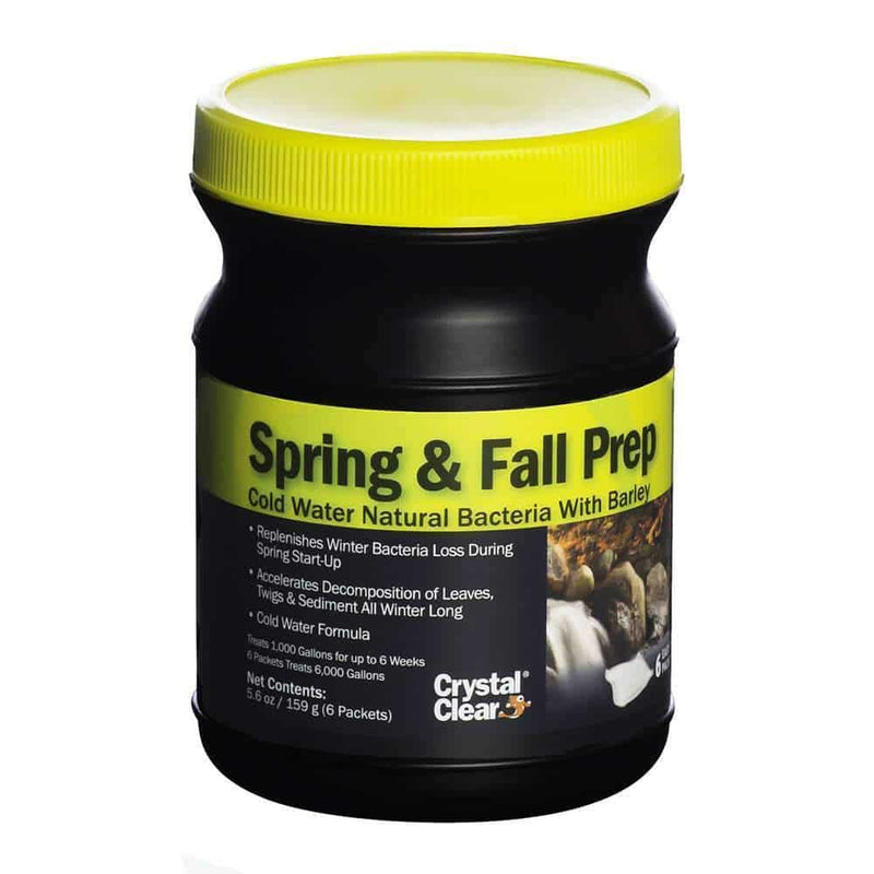Spring and Fall Prep - PondSupply.CA