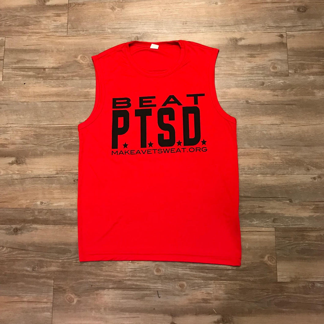 RED Friday Muscle Tank - Men's