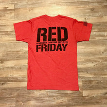 Load image into Gallery viewer, RED Friday Short Sleeve T-Shirt
