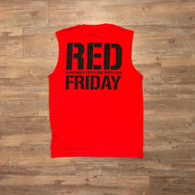 Load image into Gallery viewer, RED Friday Muscle Tank - Men's