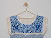 Oaxaca Tunic Top (One Size) - Handmade, Embroidered Mexican Women Top - Chokolita