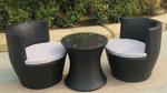 Bungalow Coffee Table Set