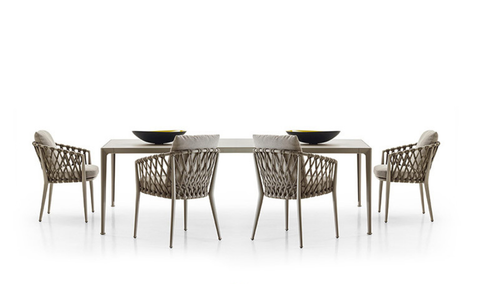 Nordic Outdoor Dining Set