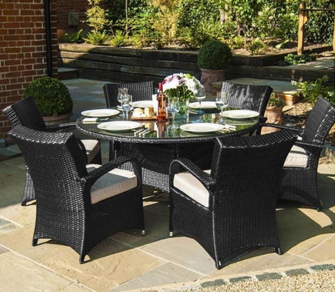 Sunset Dining Set (Round)