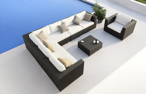 Executive L Shape Sofa Set (6+1)