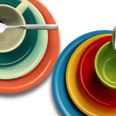 Plates, Dishes and Bowls