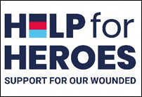 the help for heroes logo