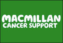 the Macmillan Cancer Support logo
