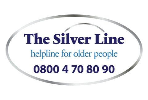 The Silver Line Charity logo