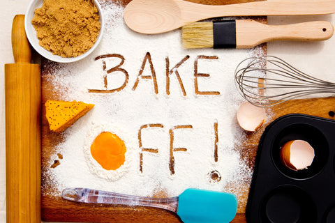 The image is a Bake Off Header picture