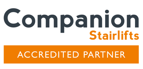 The Companion Stairlifts Logo