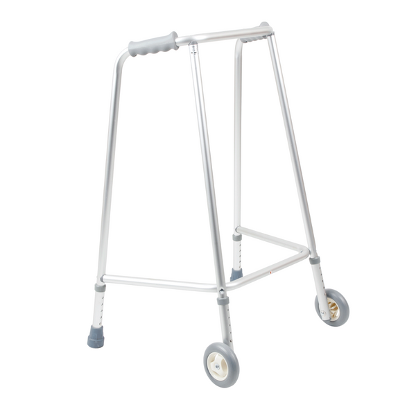 Adjustable Wheeled Walking Zimmer Frame